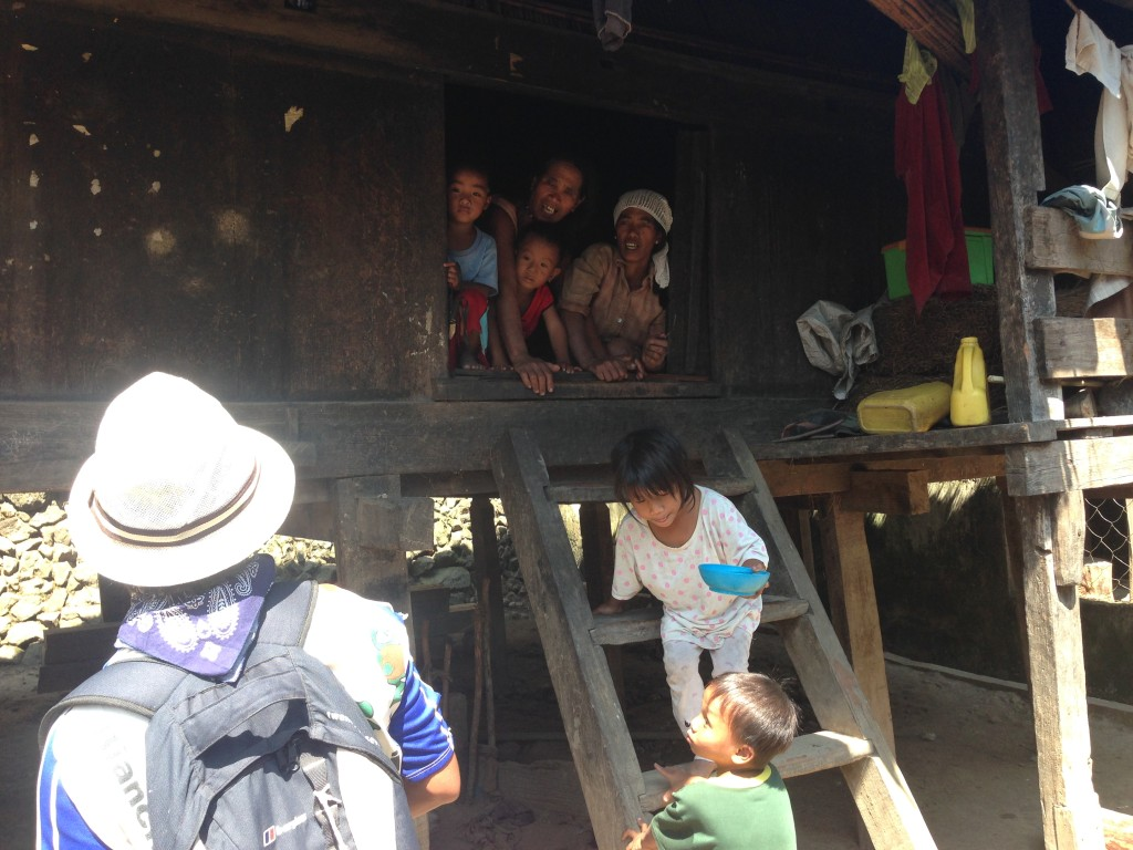Children of Buscalan: Dont be surprised if children and their mothers approach you for CANDIES. This seems to be the only thing that excites them about vistors